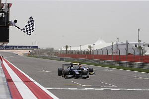 Sam Bird takes first win for new team Russian in Bahrain