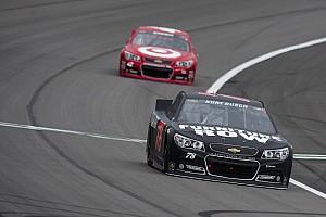 Despite handling issues, Kurt Busch finishes 15th in Kansas