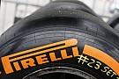 Pirelli tweaks only 'hard' compound tyre