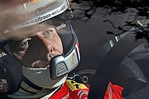 Sébastien Loeb returns to WRC at Rally Argentina