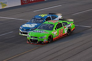 Danica Patrick finishes 29th at Richmond