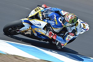 """BMW Motorrad dramatic and difficult Sunday at the """"TT Circuit"""" in Assen"""