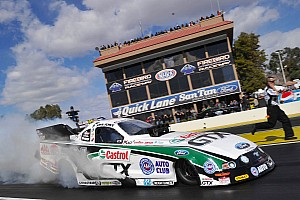 John Force points battle tightens after Baytown SpringNationals