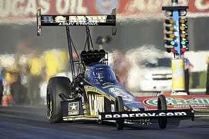 Schumacher and Brown out early at Baytown's Royal Purple Raceway