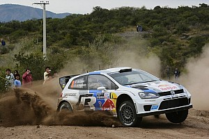 Ogier wins Rally Argentina opening stage