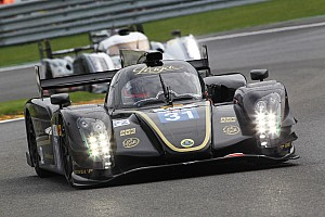 First day for the Lotus Praga LMP2 at the Six Hours of Spa