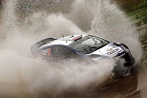 Novikov narrowly misses out Rally Argentina podium