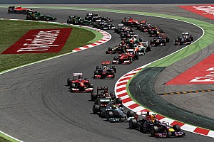 Top-five finish for both Red Bull's drivers at Barcelona