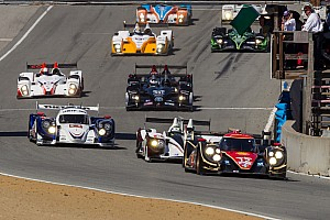 Rebellion Racing takes second place at their Laguna Seca premiere