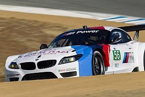 BMW Team RLL finishes third at Monterey