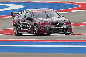 Aussies arrive in Austin for V8 Supercars USA debut