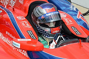 Speeds climb as Indianpolis 500 preparations continues on day 3