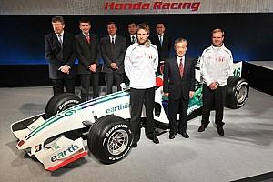 Honda to announce F1 return - source