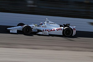 Forrest Lucas and Indianapolis share a mutual love of racing