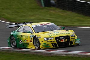 Car underweight: Tomczyk loses pole position to Rockenfeller