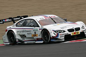 Tomczyk claimed his first pole of the season at Brands Hatch prior to exclusion