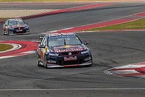 Whincup beats teammate Lowndes in first two V8 Supercars' races on Circuit of The Americas