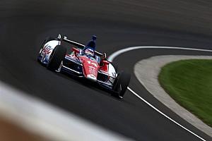 Takuma Sato qualified 18th for the 97th Indianapolis 500