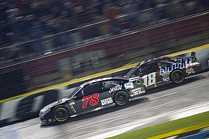 Kurt Busch has mixed feelings about 5th-place All-Star finish