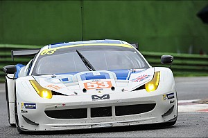 Montecalvo and Jeannette finish third for Ram Racing at Imola