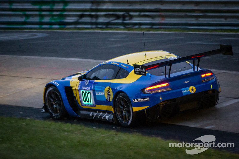 Strong start to Aston Martin's Nürburgring 24 Hours charge