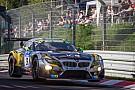 17 hours in: BMW Sports Trophy Team Marc VDS running second  at Nürburgring