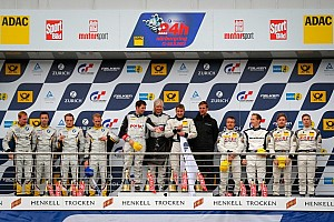 Black Falcon scores first Mercedes' Nurburgring 24 Hours victory