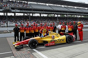 Indianapolis 500: No such thing as an