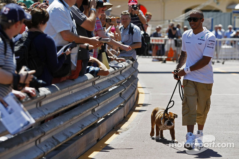 Costly day for Mercedes after Hamilton prank
