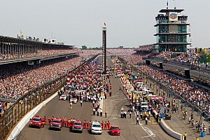 Nabors to return to IMA to sing during Indy 500 pre-race