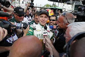 Indy drivers revved up for Indianapolis 500