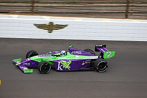 Veach records top-five finish at the Brickyard