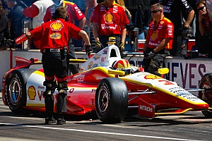 Team Penske earns record 14th pit stop competition vyctory