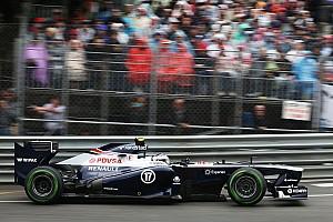 Mercedes confirms Williams engine talks