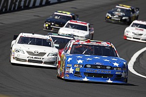 Tough day for Pastrana at Charlotte 300