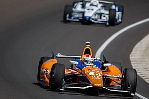 Kimball scores third top-10 finish of season at the Indianapolis 500