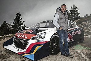French dress rehearsal for Pikes Peak - video