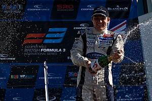 Carlin's Jordan the King of race three, Giovinazzi takes race two