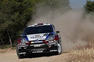 Novikov flies to Acropolis rally lead