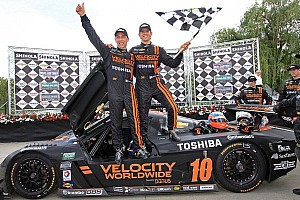 Angelelli and Taylor score second Detroit victory in a row for Chevrolet