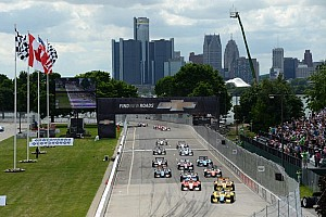 Dale Coyne, Mike Conway and one exciting race