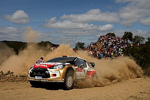 Sordo and Hirvonen apply themselves in Day 2 of Rally Acropolis
