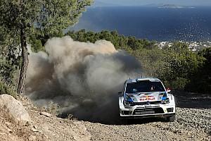 Jari-Matti excels himself – Volkswagen driver Latvala takes the lead in Greece