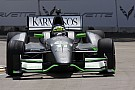 KV Racing Technology drivers finish 13th and 16th in race 1 of the dual of Detroit