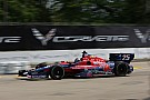 Sixth top-10 finish for Marco Andretti on 'Dual 2' in Detroit