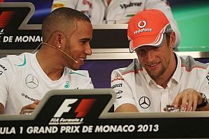 Hamilton refuses to criticise McLaren