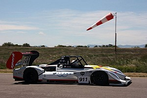 Romain Dumas preparing for record attempt at Pikes Peak at full throttle