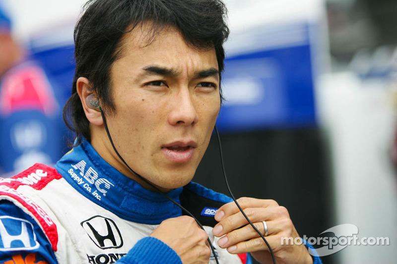 Oval track racing: a conversation with Takuma Sato