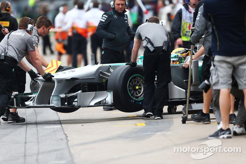 Silverstone tyre debut still possible - Marko