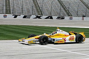 Andretti Autosport all drivers are top-ten at Texas Motor Speedway
